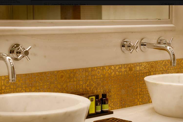 Bathroom - Casa Delfino - Chania