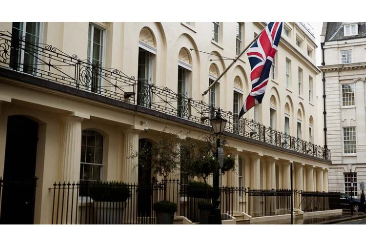 Entrance - Haymarket Hotel - Londres