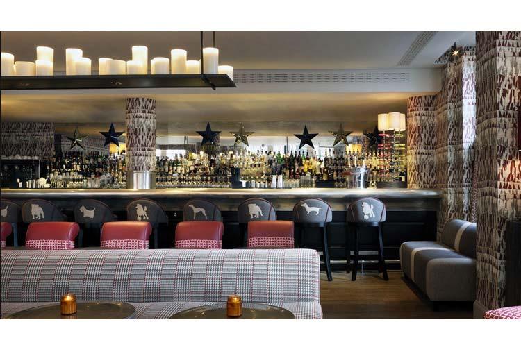 Bar - Haymarket Hotel - Londres