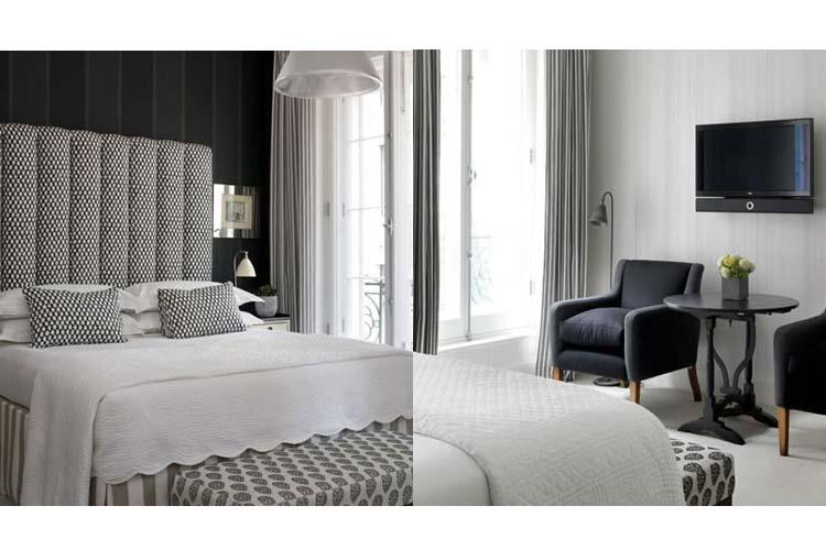Bedrooms - Haymarket Hotel - Londres