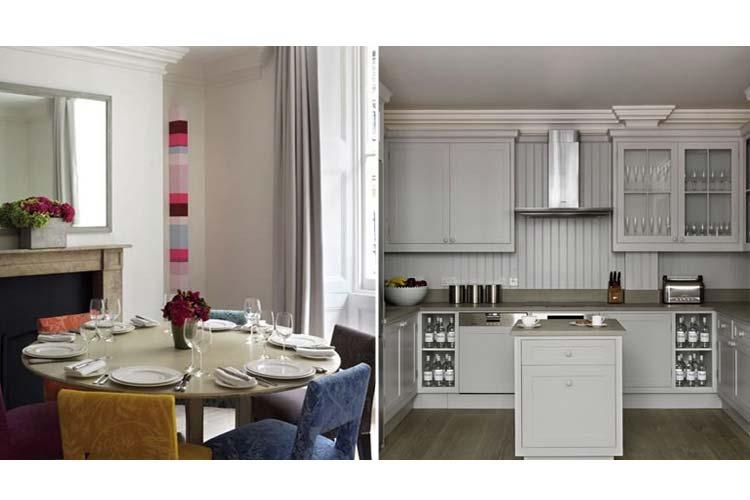 Townhouse Kitchen - Haymarket Hotel - Londres
