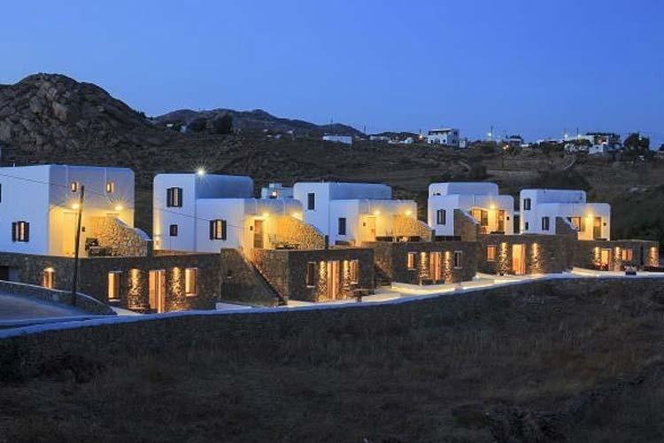 Houses - Almyra Guest Houses - GREECE