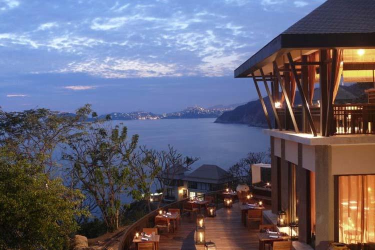 Restaurant - Banyan Tree Cabo Marques - Acapulco