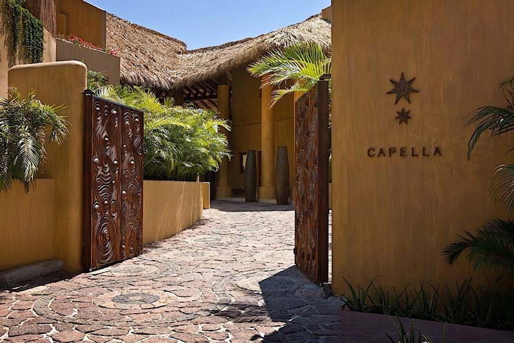 Entrance - Capella Itxtapa - Ixtapa