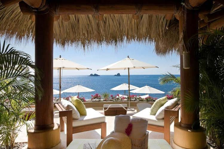 Terrace View - Capella Itxtapa - Ixtapa