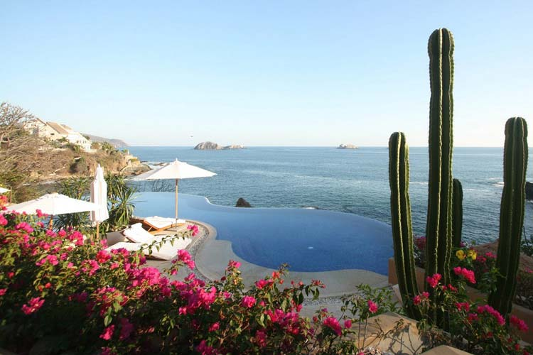 Swimming Pool - Capella Itxtapa - Ixtapa