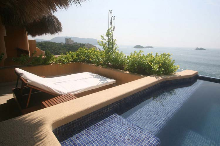 Private Pool - Capella Itxtapa - Ixtapa