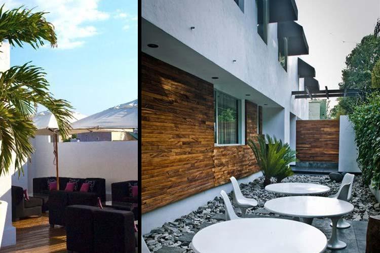 Clarum 101 boutique hotel ein boutiquehotel in guadalajara for Was ist ein boutique hotel