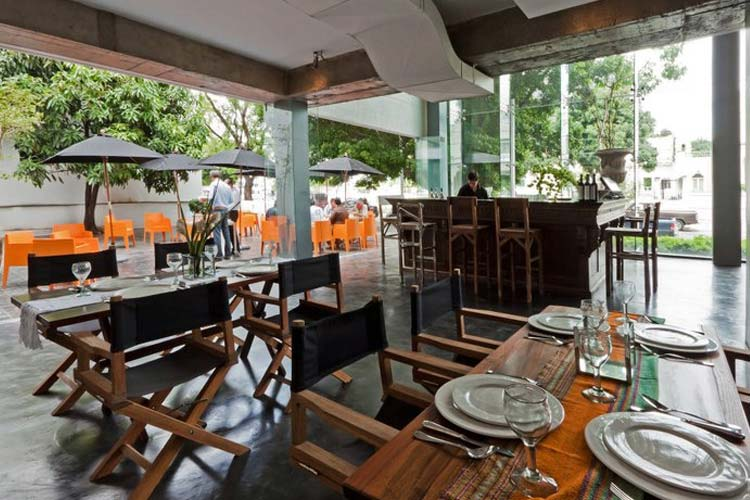 Restaurant - Hotel Demetria - Guadalajara