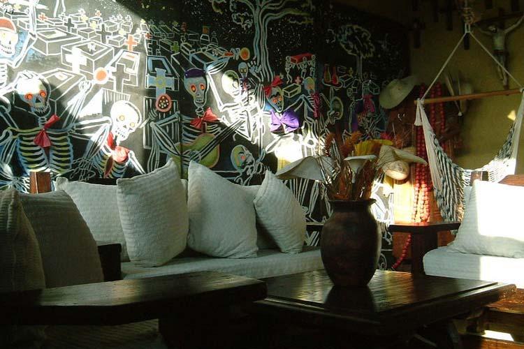 Interior - Hotel Mansión Iturbe - Pátzcuaro