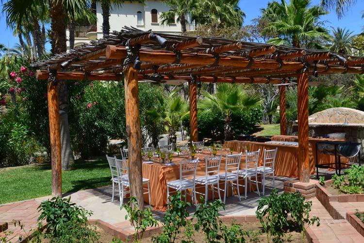 Restaurant - Esperanza - Cabo San Lucas
