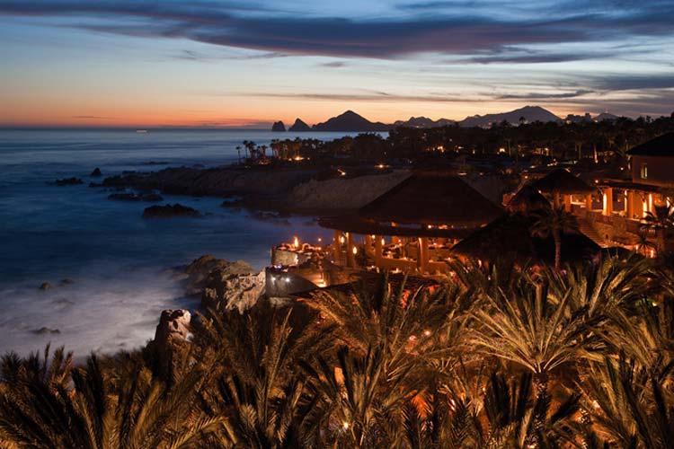 Night View - Esperanza - Cabo San Lucas