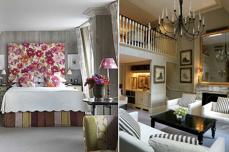 Covent garden hotel h tel boutique londres for Hotel boutique londres