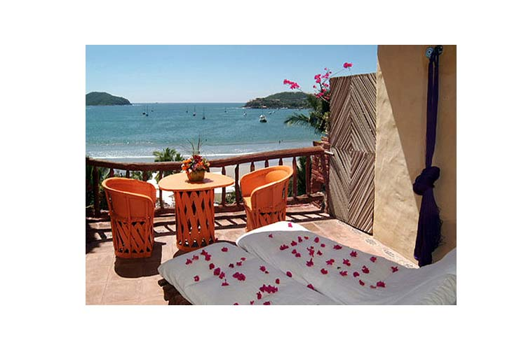 Junior Suite - Hotel Aura del Mar - Zihuatanejo