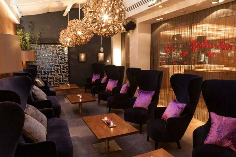 Tigerlily a boutique hotel in edinburgh for Design hotel edinburgh