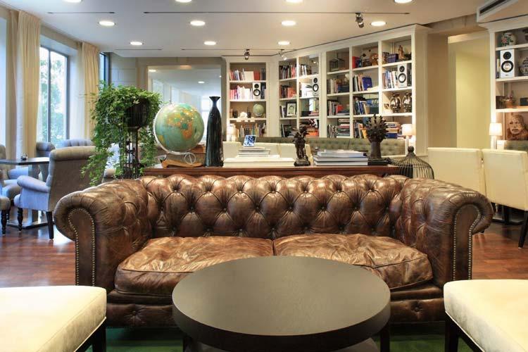 Lounge - Lydmar Hotel - Stockholm