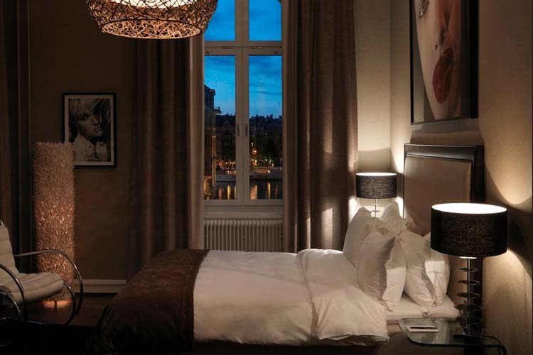 Medium King Room - Lydmar Hotel - Stockholm