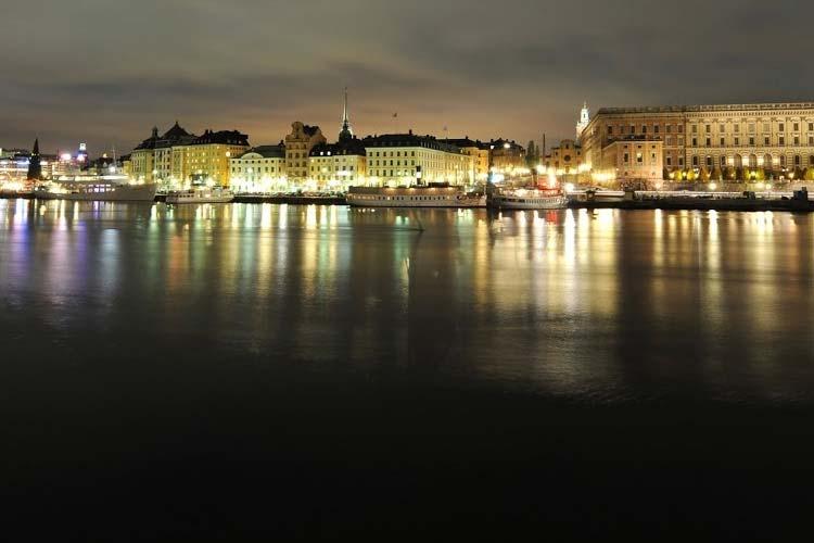 Waterfront - Lydmar Hotel - Stockholm