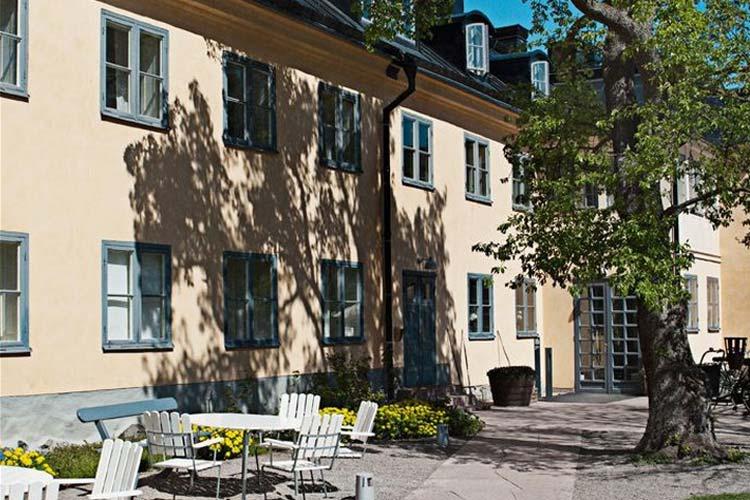 Terrace - Hotel Skeppsholmen - Stockholm