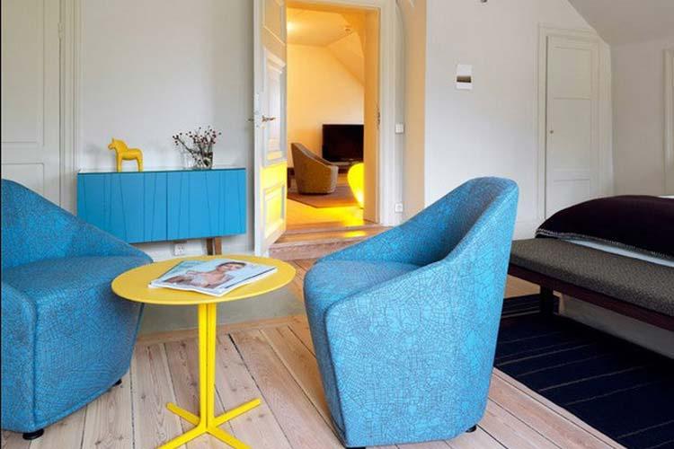 Room - Hotel Skeppsholmen - Stockholm