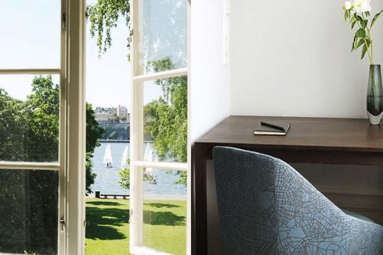 Deluxe Double Room - Hotel Skeppsholmen - Stockholm
