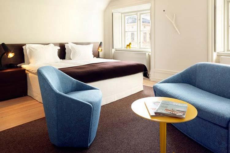 Junior Suite - Hotel Skeppsholmen - Stockholm