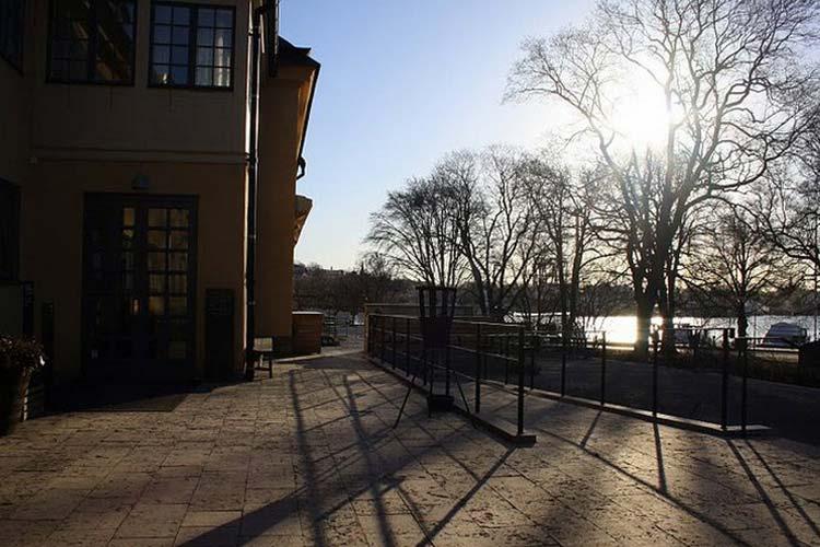 View - Hotel Skeppsholmen - Stockholm
