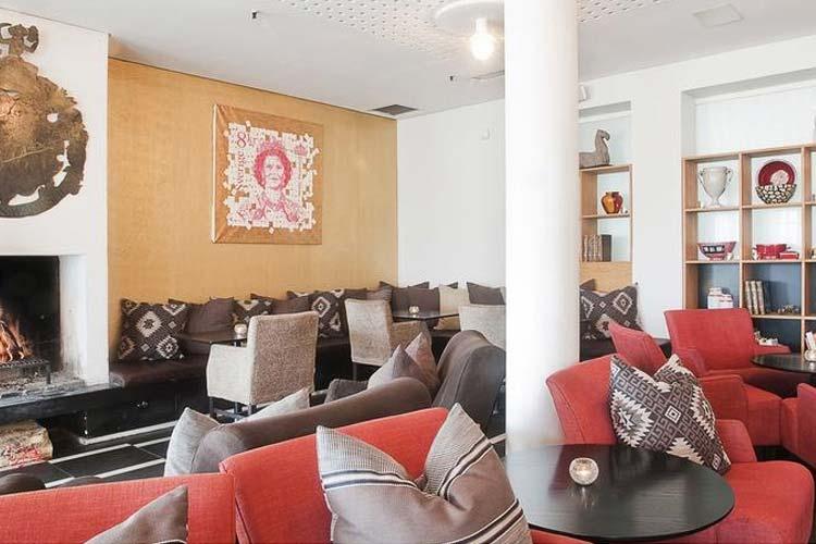 Lounge - Villa Källhagen - Stockholm