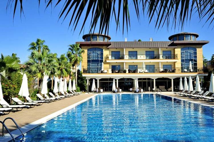 General View - Villa Augusto Hotel - Konakli