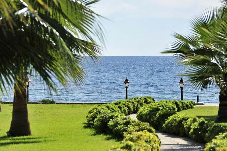 Views - Villa Augusto Hotel - Konakli