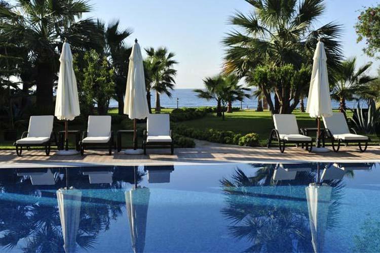 Pool - Villa Augusto Hotel - Konakli