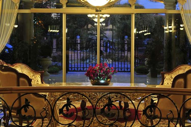 Interior - Villa Augusto Hotel - Konakli
