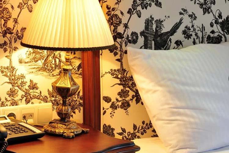 Deluxe Double Room - Villa Augusto Hotel - Konakli