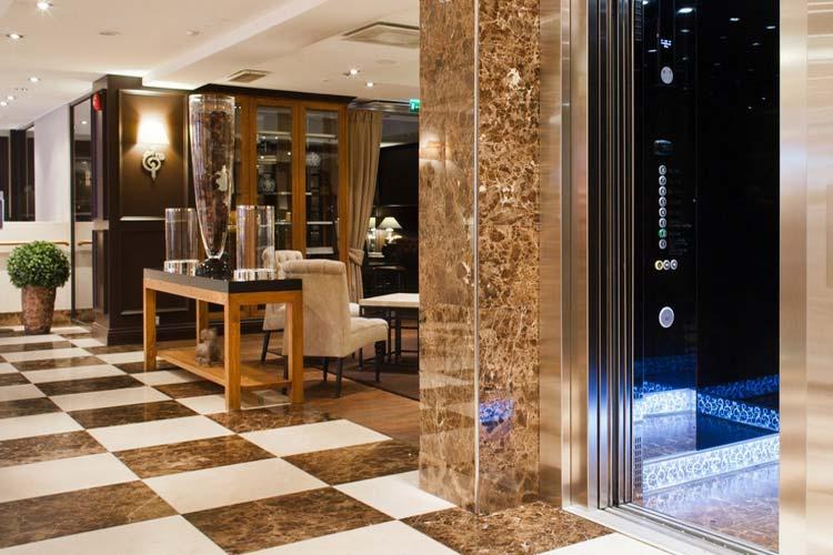 Interior - Hotel Haven - Helsinki