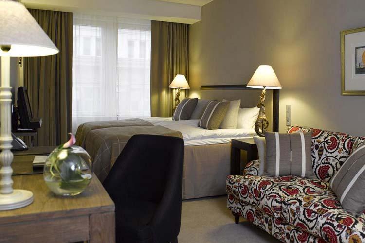 Comfort Room - Hotel Haven - Helsinki