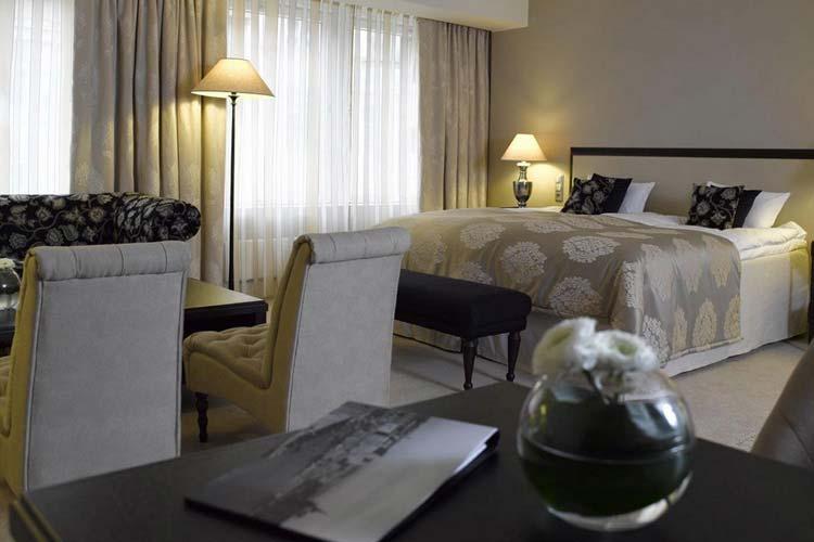 Lux Room - Hotel Haven - Helsinki