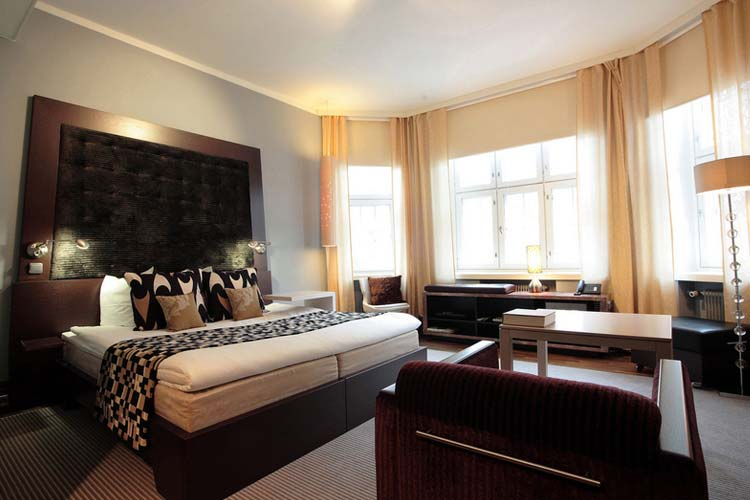 Hotel haven ein boutiquehotel in helsinki for Small great hotels