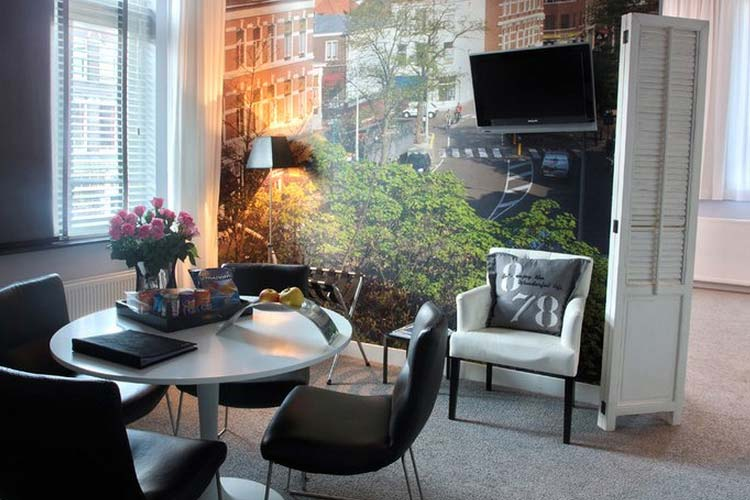 Hotel Mozaic Den Haag A Boutique Hotel In The Hague Page