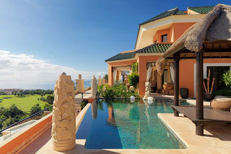 Royal garden villas a boutique hotel in tenerife for Design hotels teneriffa