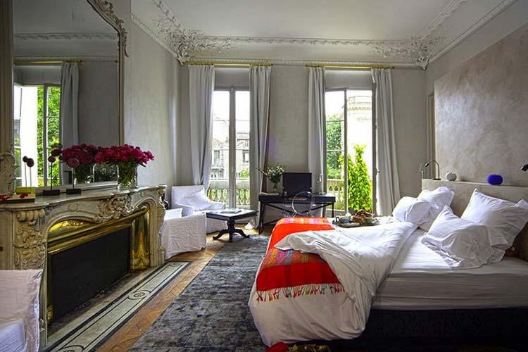 L 39 hotel particulier bordeaux h tel boutique bordeaux for Hotel boutique bordeaux