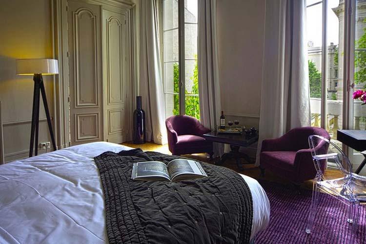 Wagner Room - L'Hotel Particulier Bordeaux - Burdeos