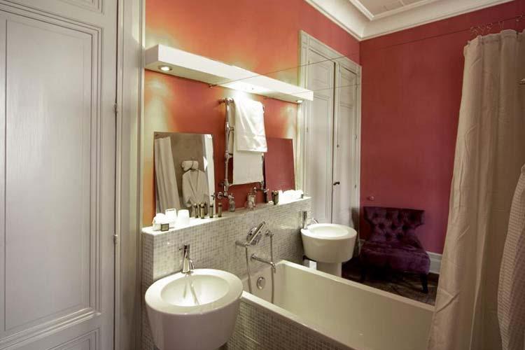 Bathroom - L'Hotel Particulier Bordeaux - Burdeos