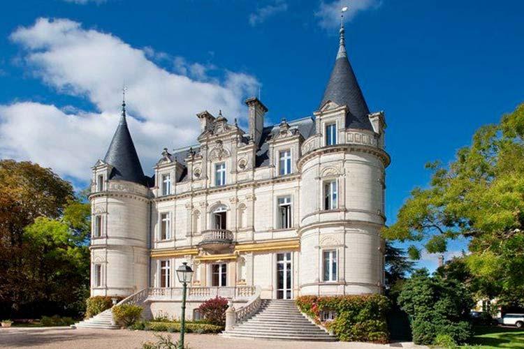Domaine de la tortini re a boutique hotel in loire valley for Hotel design loire