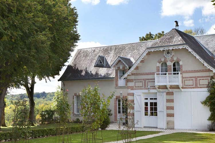 Domaine de la tortini re a boutique hotel in loire valley for Hotel design loire
