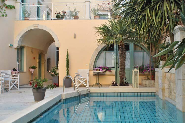 Swimming Pool - Mythos Suites Hotel - Rethymno