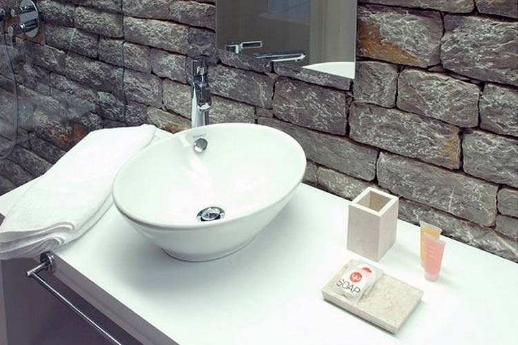 Bathroom - Yu Hotel - Göltürkbükü