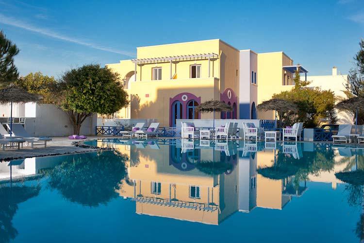 General View - Acqua Vatos Hotel - Kamari