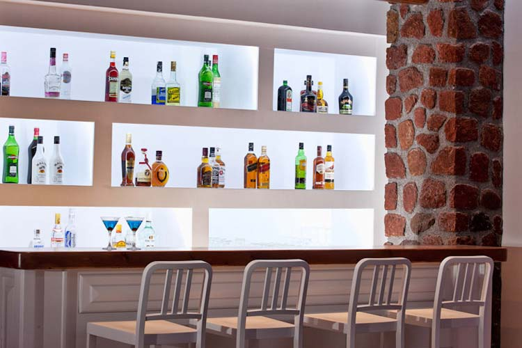 Bar - Acqua Vatos Hotel - Kamari