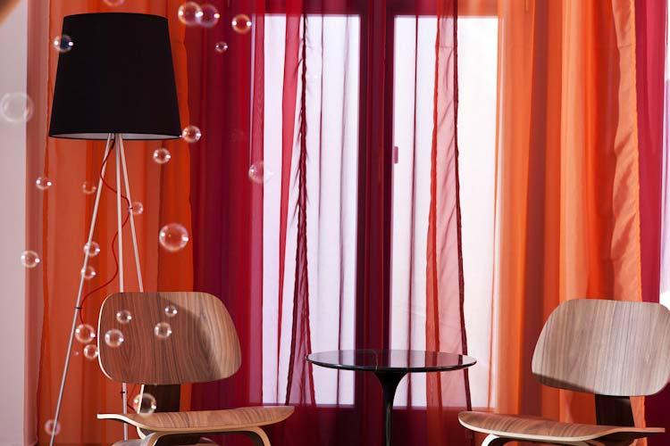Interior - Acqua Vatos Hotel - Kamari