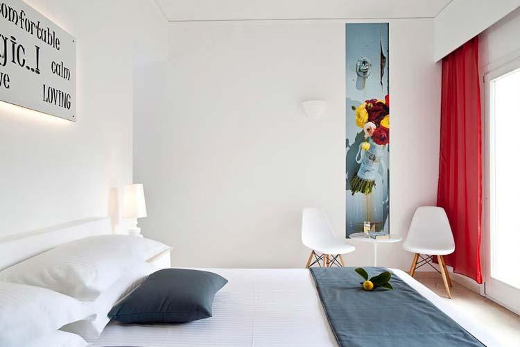 Economy Double Room - Acqua Vatos Hotel - Kamari